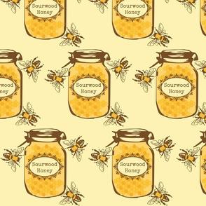 Farmers Market Sourwood Honey