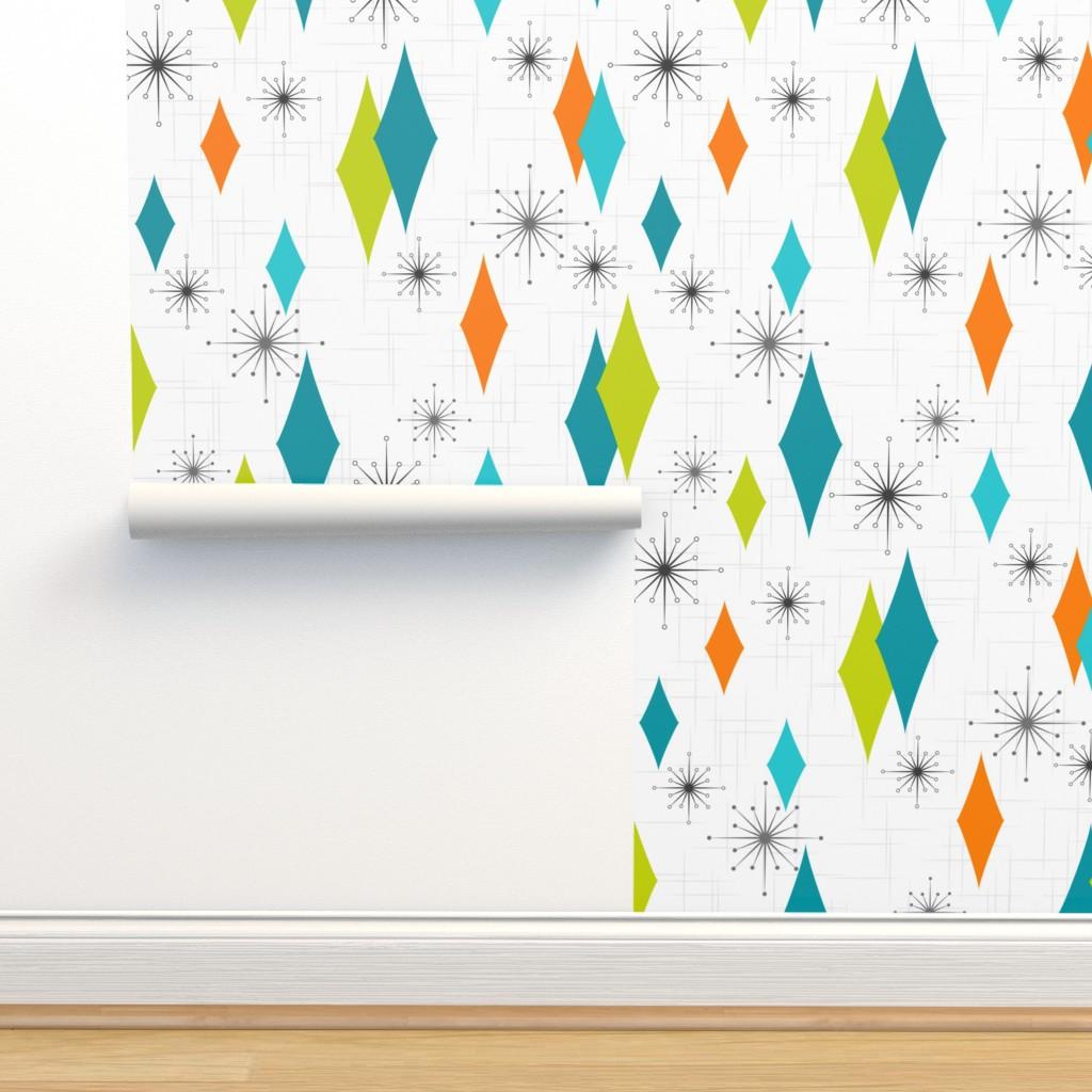 Isobar Durable Wallpaper featuring Burmond #G3 by tonyanewton