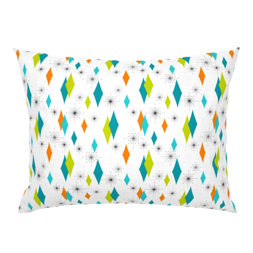 Campine Pillow Sham featuring Burmond #G3 by tonyanewton