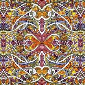Autumn Paisley Spawn