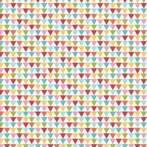 {everyday} rainbow triangles