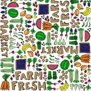 Farmer's Market Medley