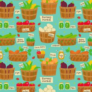 farmers market baskets