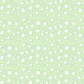 Stars and Dots | Green Vibrations