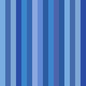 blue serenity stripes