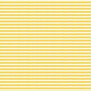 Lemon Yellow Real Stripe