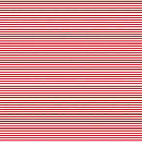 Red Stripe 7 Thin
