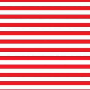 Red Stripe 6 Medium