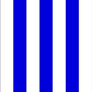 Blue Stripe 3 Wide