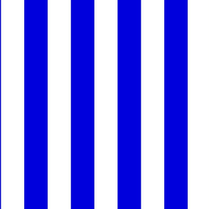 Blue Stripe 2 Extra Wide