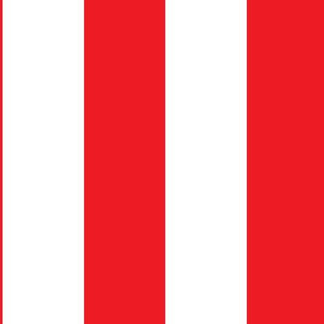 Red Stripe 2 Extra Wide