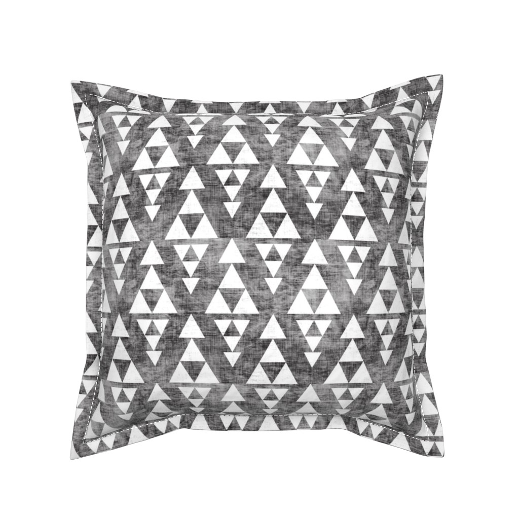 Serama Throw Pillow featuring stacked by holli_zollinger