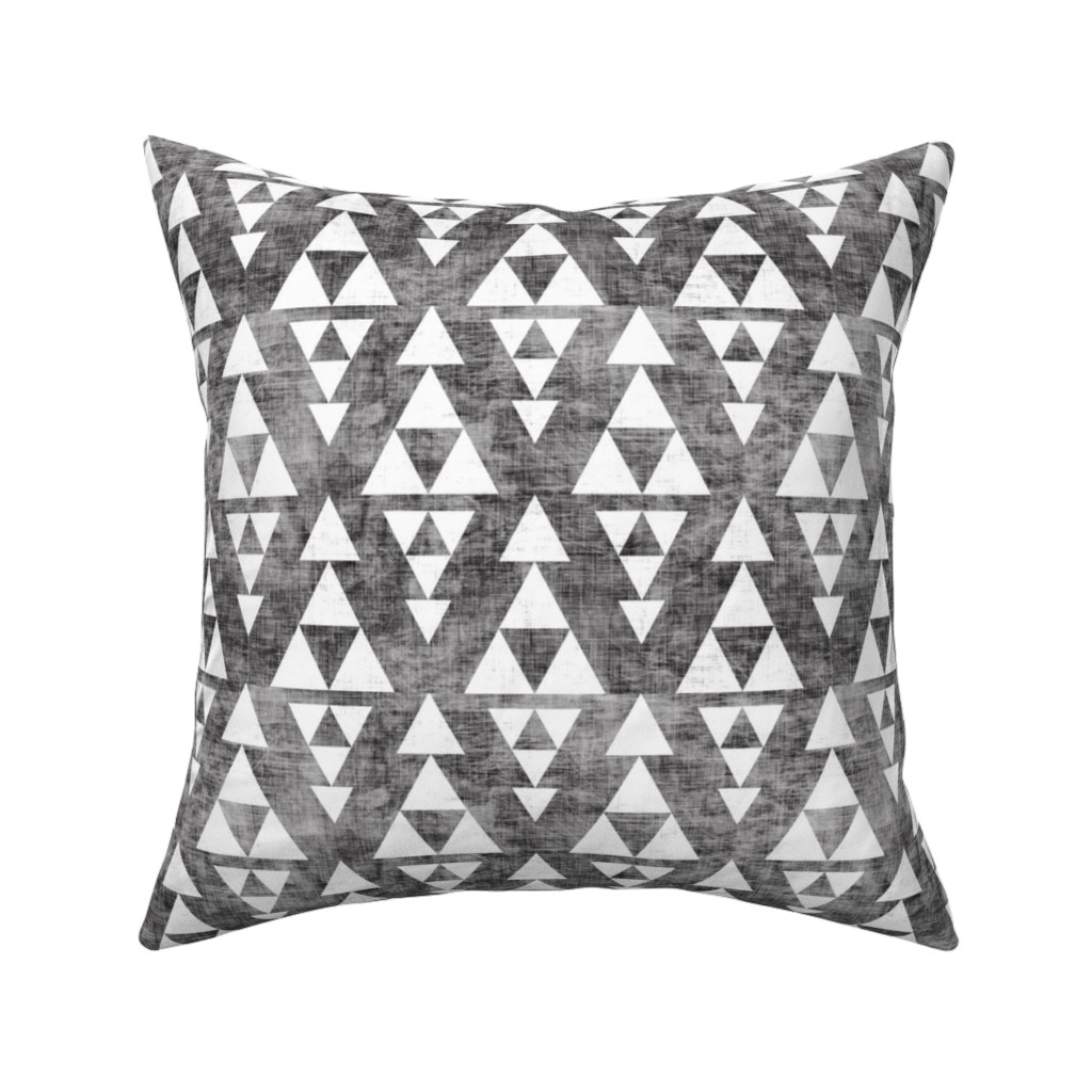 Catalan Throw Pillow featuring stacked by holli_zollinger