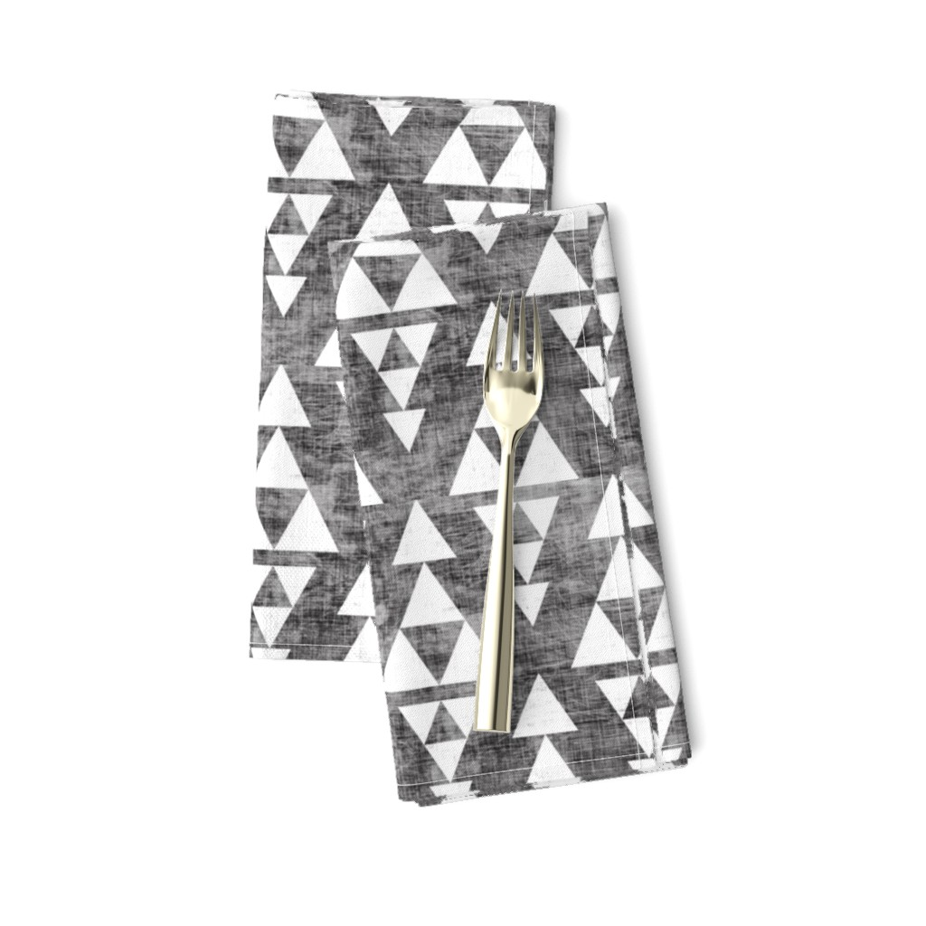 Amarela Dinner Napkins featuring stacked by holli_zollinger