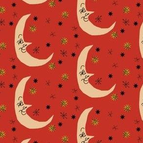 Atomic Halloween - Crescent Moon