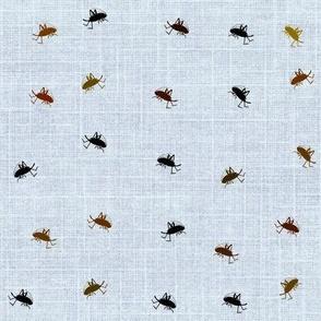 Tiny Crickets
