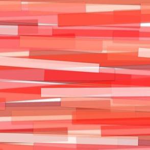 Stripes in coral