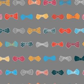 Colorful Geek Bowties
