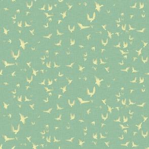 birds in aqua small