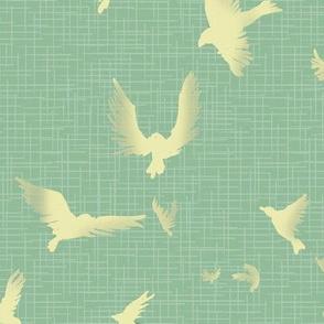 birds in aqua large