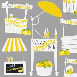 Julie's Lemonade Stand