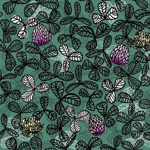 Picnics and clovers