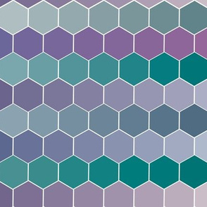 Treefrog_Morning-glory_blends hexagonal matrix