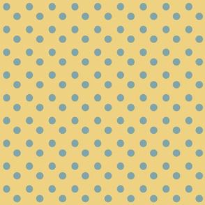 Teal___Yellow_Polka_Dots