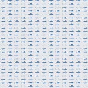 Blue Royal Billfish Slam