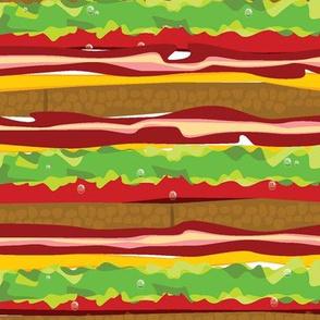 Sandwich Stripes