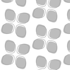 Mod Gray - by Kara Peters