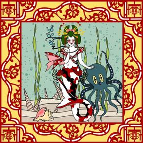 Heike clan Mermaid