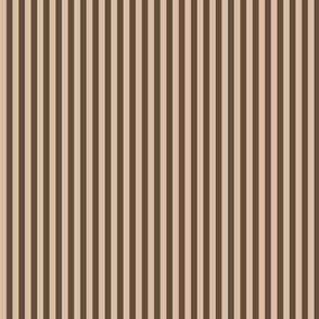 Steampunk - Brown and beige stripes 2