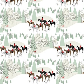 Run Fox Run!_on White