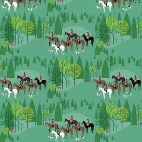 Run Fox Run! onGreen