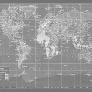 Grey Old World
