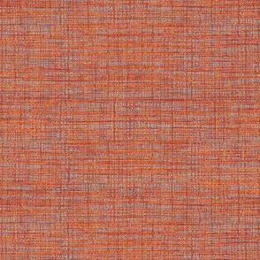 Woven cloth - orange, red, taupe, purple