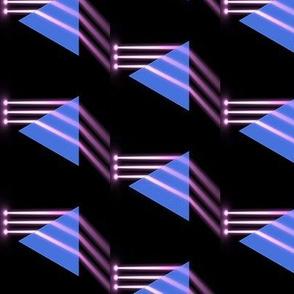 OPTICS Triangular Prism Refracting Light Rays