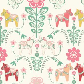 dala_horse_pastel_rose ecru_L