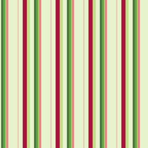 Hibiscus - Stripe