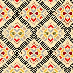 Russian Quilt Pattern