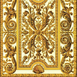 Go For Baroque ~ Gilt-y