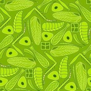 02234168 © bug parts : grasshopper