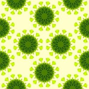 02238633 : coronavirus S43 X : verdant