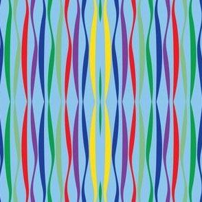 Zebra Animal Print-Brights