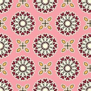 Full Bloom - Rose Red