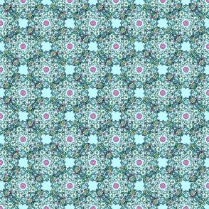Persian Tile ~ Spring Break ~ Vine