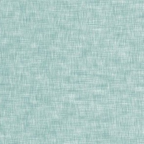 Baby Blue Linen Solid