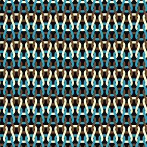 Knit Loops Dark