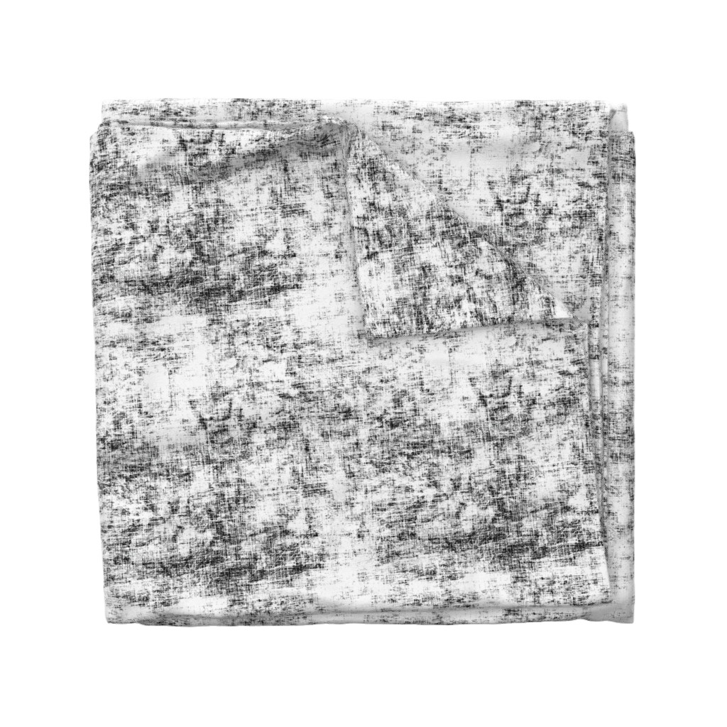 Wyandotte Duvet Cover featuring grunge_white by holli_zollinger